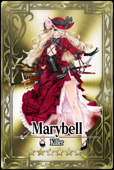 Character look-alikes Marybell_card