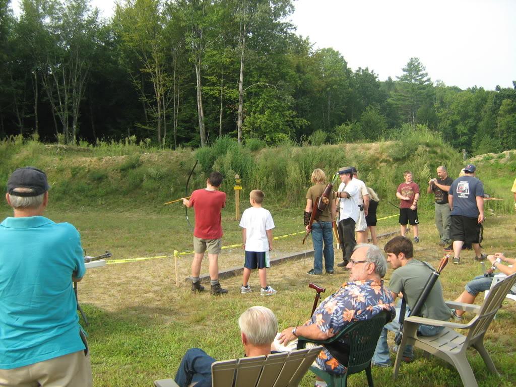 Family archery day - bows, crossbows, atlatls 128_full