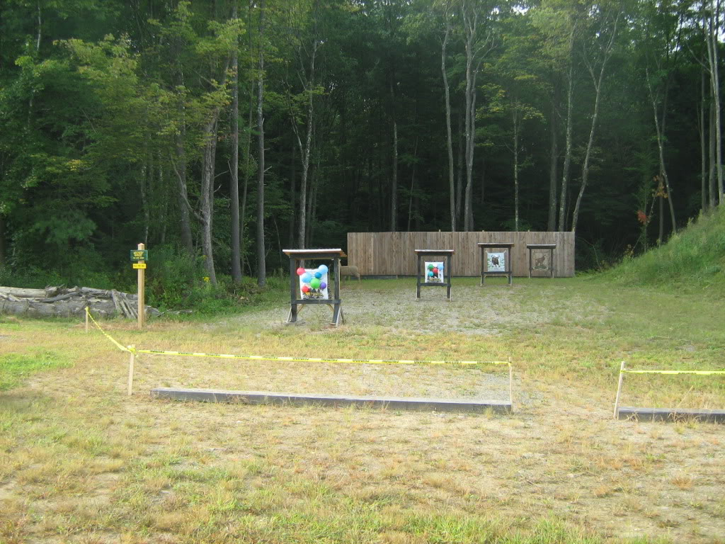 Family archery day - bows, crossbows, atlatls 145_full