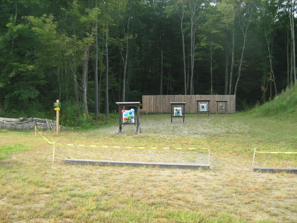 Family archery day - bows, crossbows, atlatls 145_full