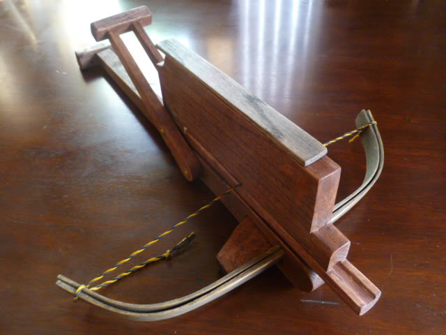 New Project - Chinese Repeating Crossbow Finished2