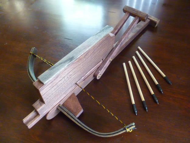 New Project - Chinese Repeating Crossbow Finished3