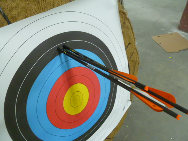 Example of modern recurve crossbow Scout2
