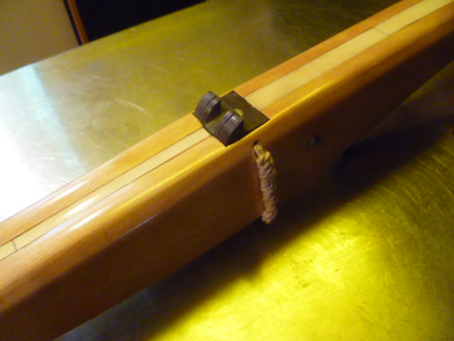 Short, fat carbine of a crossbow Shortfat0142