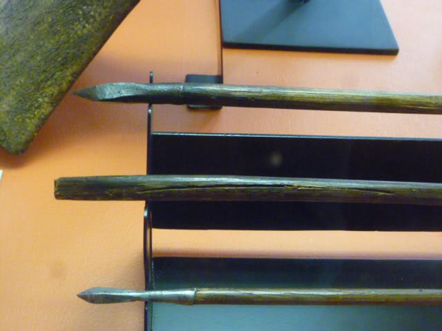 Original 14th century German crossbow photos, from Higgins Armory.  Various13132-2