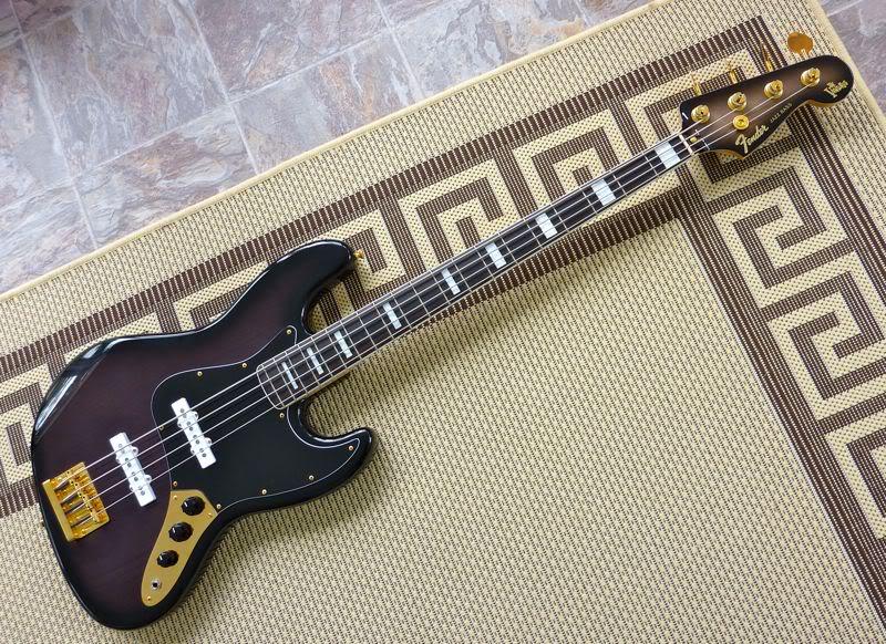 Mostre o mais belo Jazz Bass que você já viu - Página 3 VentJazz
