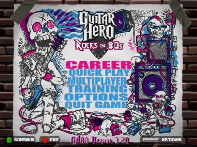 Thème Guitar Hero 80 FretsOnFire2009-06-1218-35-13-51