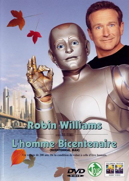 Le cycle des robots - Isaac Asimov L-Homme-bicentenaire