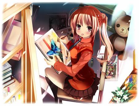 الرسم والفنون