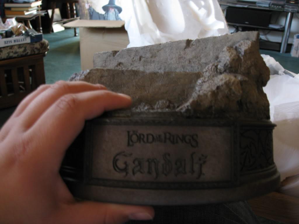 LOTR: GANDALF THE GREY Premium format IMG_7751