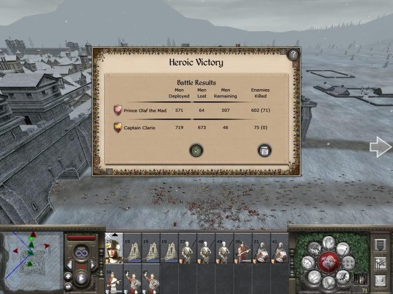 Game Screenshots Victory