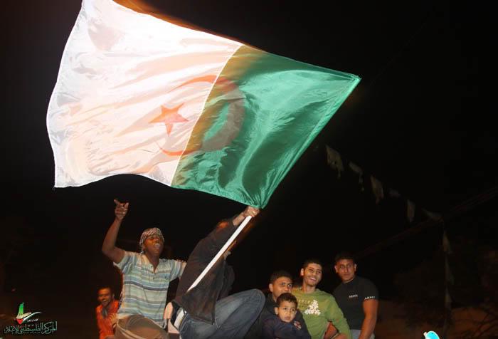 صور لانصار المنتخب الجزائري في غزة IMG_3147-2
