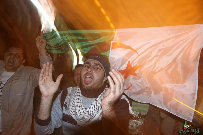 صور لانصار المنتخب الجزائري في غزة IMG_3147-6