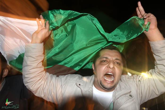 صور لانصار المنتخب الجزائري في غزة IMG_3147