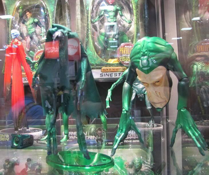 [Mattel] [Tópico Oficial] Figuras do filme Lanterna Verde! - Página 12 145