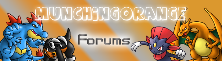 MunchingOrange Forums