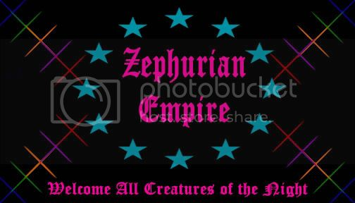 The Zephyrian Empire Banner