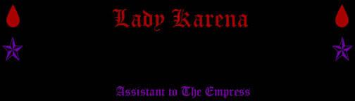 Lady Karena