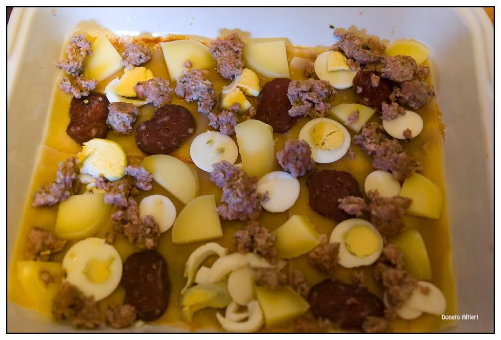 Les recettes d'Altix le gallo-romain : les Lasagnes traditionnelles du sud de l'Italie IMGP5614
