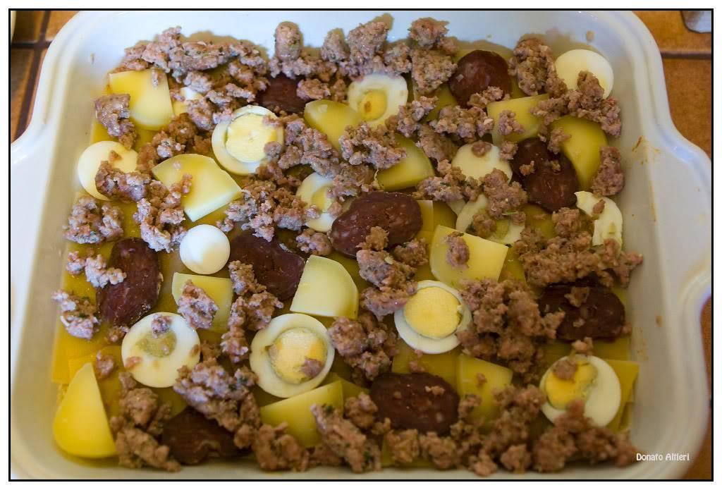Les recettes d'Altix le gallo-romain : les Lasagnes traditionnelles du sud de l'Italie IMGP5616