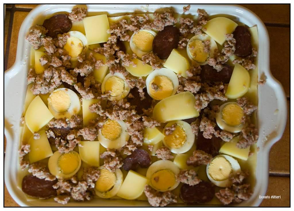Les recettes d'Altix le gallo-romain : les Lasagnes traditionnelles du sud de l'Italie IMGP5620