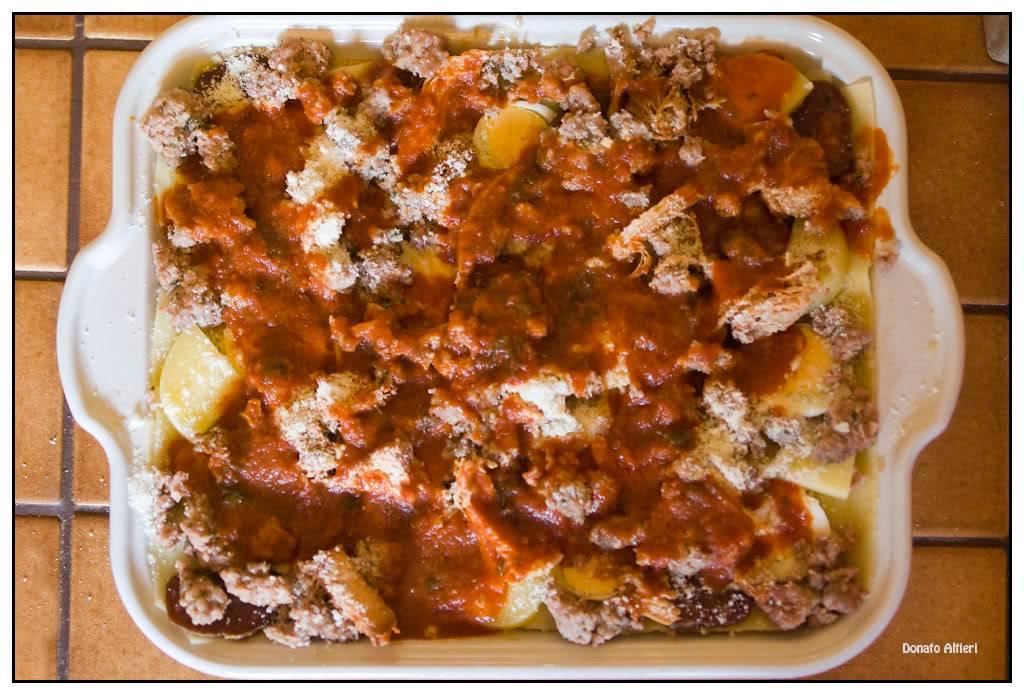 Les recettes d'Altix le gallo-romain : les Lasagnes traditionnelles du sud de l'Italie IMGP5622