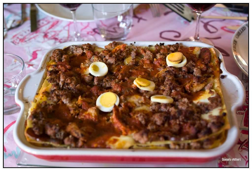 Les recettes d'Altix le gallo-romain : les Lasagnes traditionnelles du sud de l'Italie IMGP5763