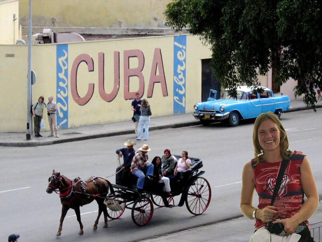 Milka et Donato au Mondial de l'Auto - Page 9 Cuba1