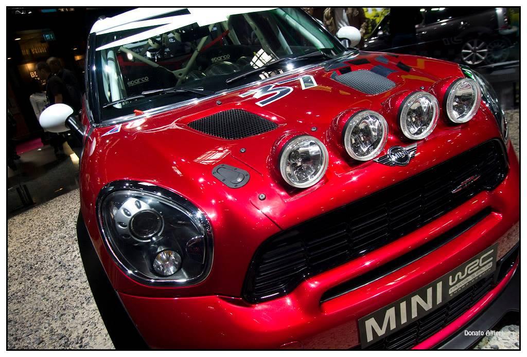 Milka et Donato au Mondial de l'Auto IMGP3667