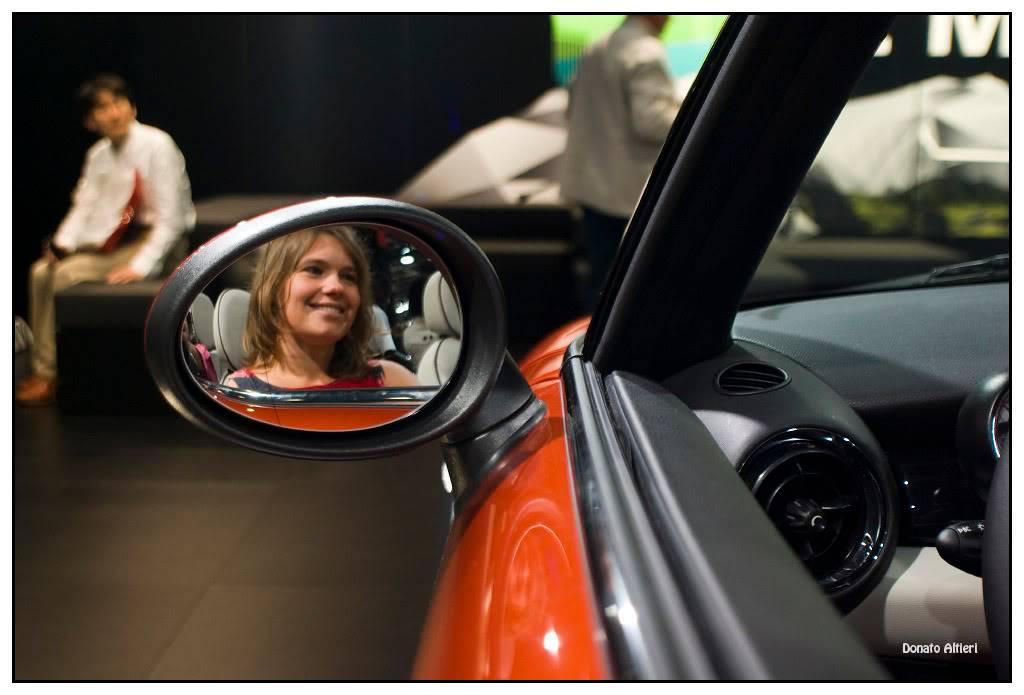 Milka et Donato au Mondial de l'Auto IMGP3676