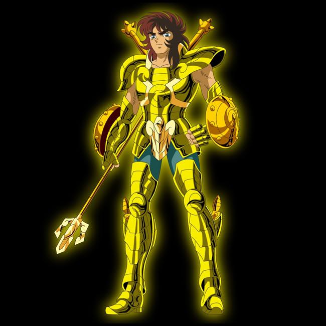 quien de los doce caballeros dorados es el mas poderoso Dohko
