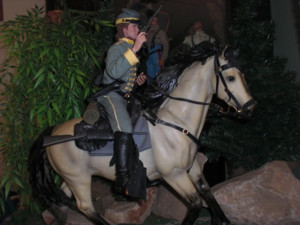 Second Lt. Hamptons Cavalry CIMG5070