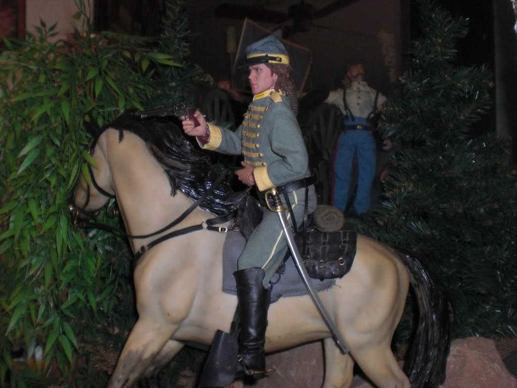 Second Lt. Hamptons Cavalry CIMG5077