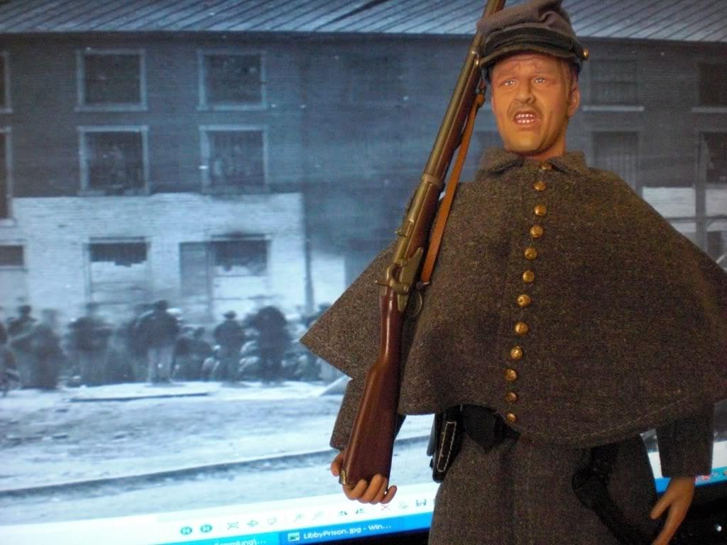 A Guard of Libby Prison Richmond Virginia 1863! CIMG5179