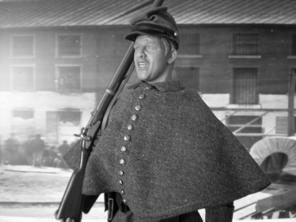 A Guard of Libby Prison Richmond Virginia 1863! CIMG5186