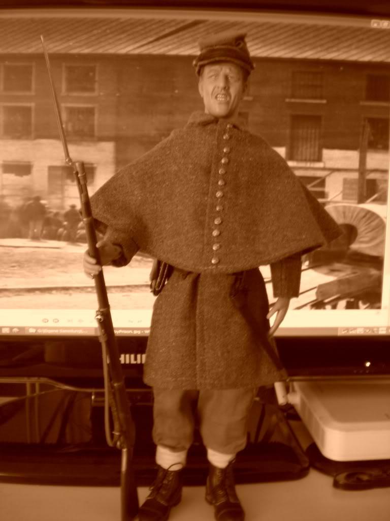 A Guard of Libby Prison Richmond Virginia 1863! CIMG5193