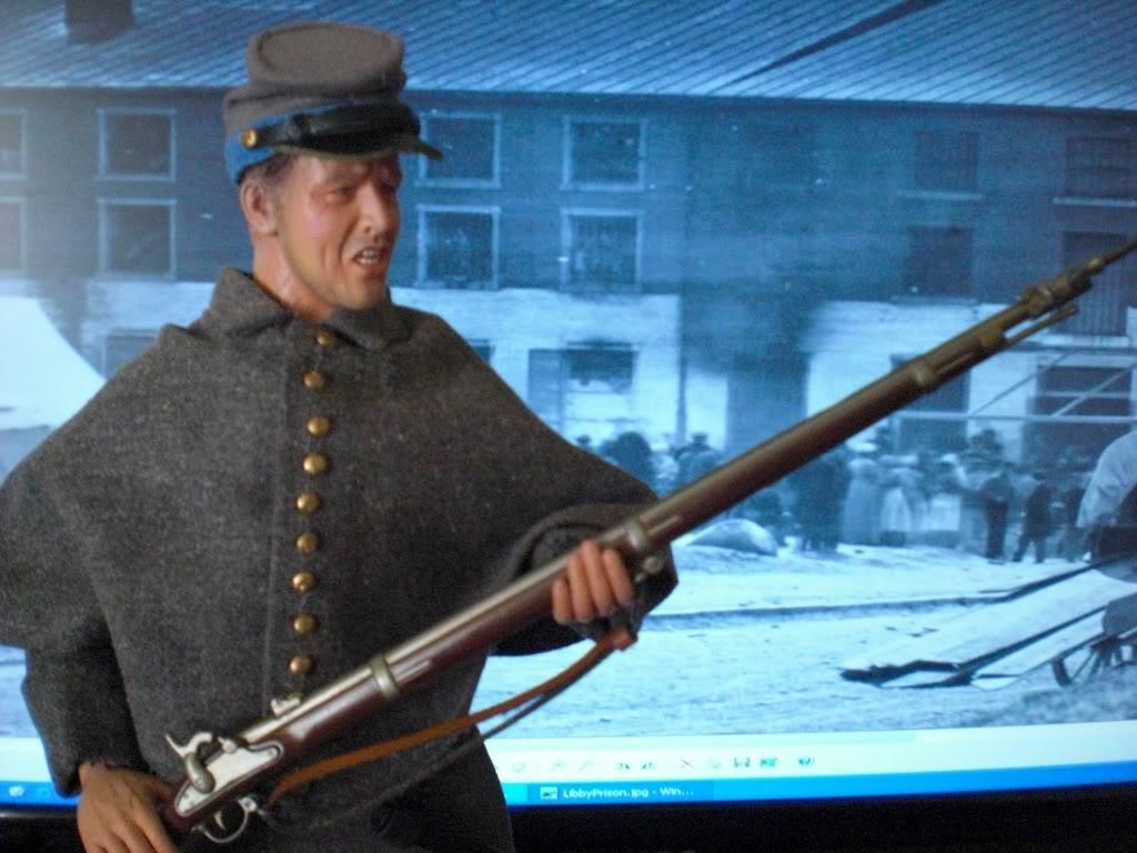 A Guard of Libby Prison Richmond Virginia 1863! CIMG5210