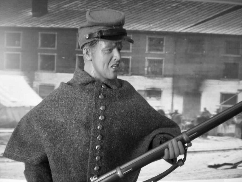 A Guard of Libby Prison Richmond Virginia 1863! CIMG5213