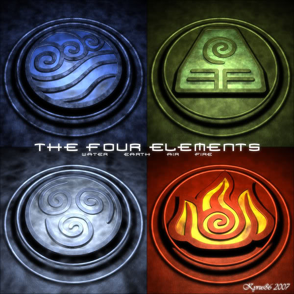 BUSHCRAFT KESTENIJADA SIZIF TEAMA - Page 2 The_Four_Elements_by_NLbroekieNL