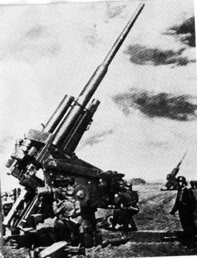 Arma Antiaerea de Alemana Flac33