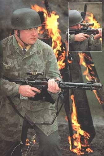 Fallschirmjaegergewehr 42/I Rifle