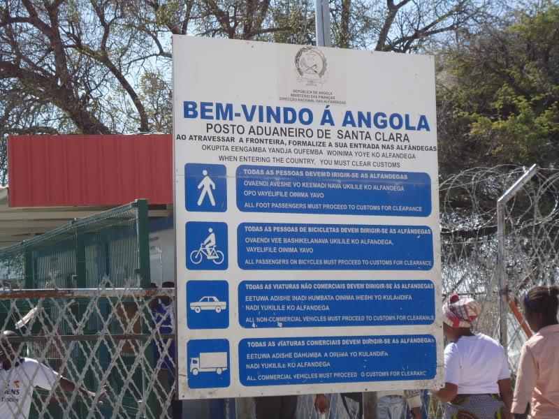 ANGOLA, de ONDJIVA ate LUANDA....  1095