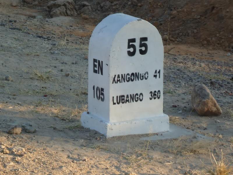 ANGOLA, de ONDJIVA ate LUANDA....  1112