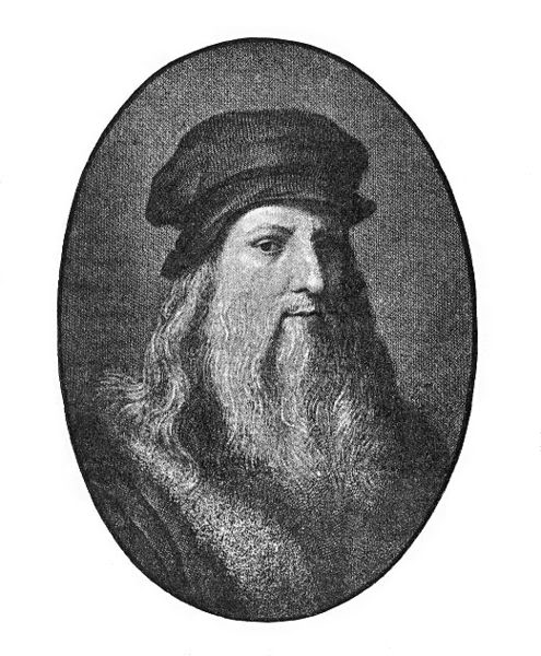 Leonardo da Vinči Leonardo_da_Vinci