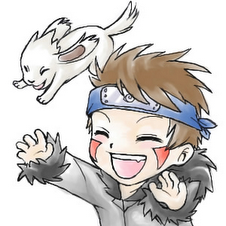 Chibi Kiba Pictures, Images and Photos