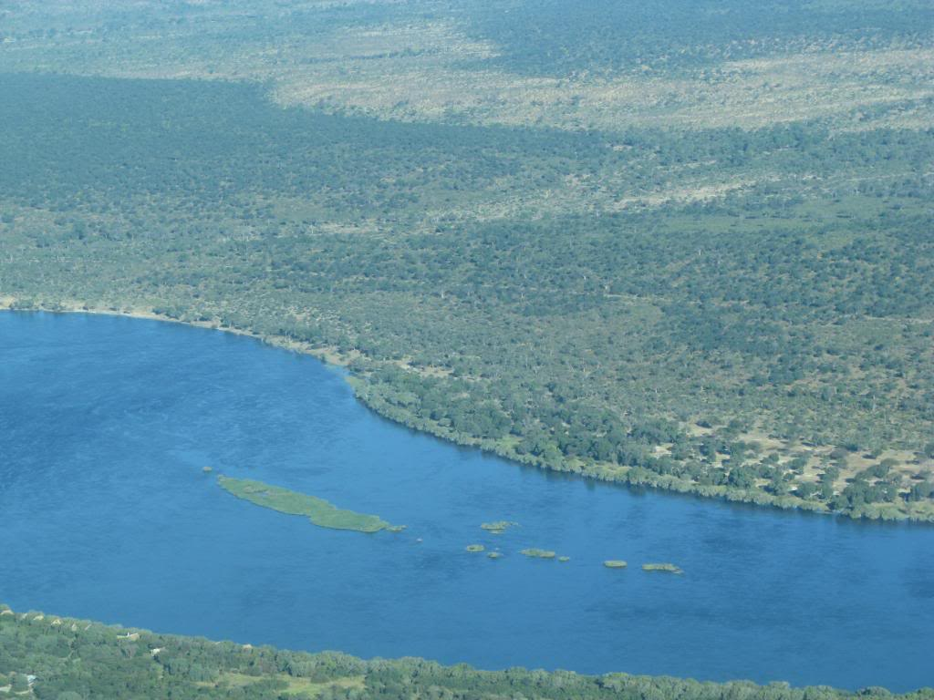 The Mighty Zambezi river Pictures, Images and Photos