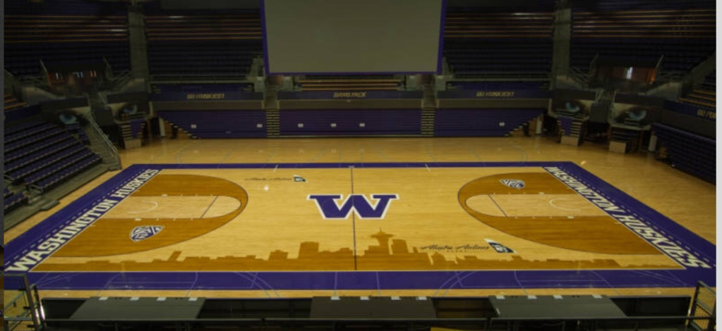 Huskies unveil new court design 7d2bc861c9c51d1a65a50e0881d7ccf8