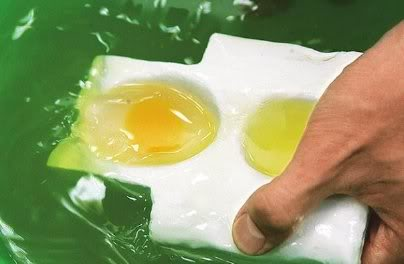 الصين تتحدى الدجاج وتصنع بيض مقلد  Image006