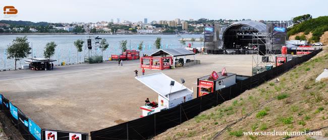 REPORTAGEM - Festival Marés Vivas'11 | 14 de Julho  DSC_0006