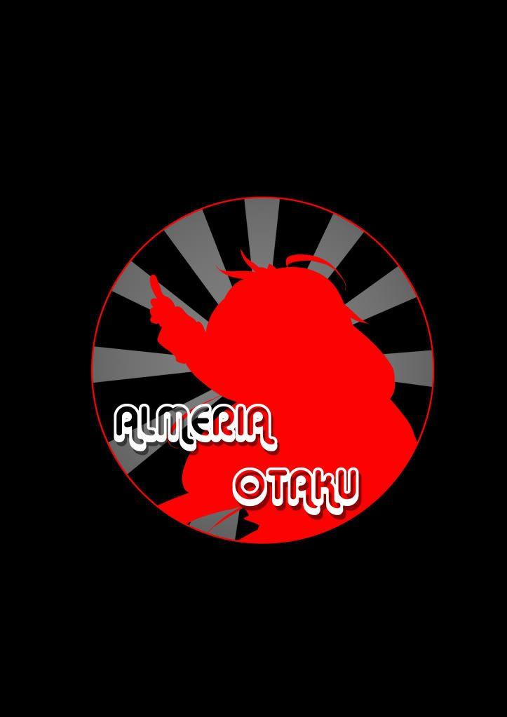 "Concurso ""Logotipo Almeria otaku"" - Página 2 Pruebalogo1"